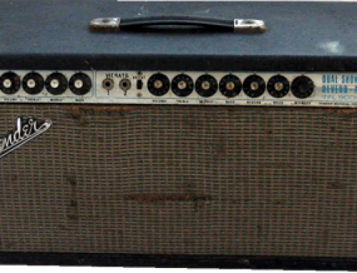 1970 Fender Dual Showman Reverb Review