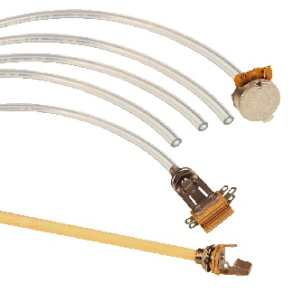Tube Kit for Tone Pot Harness