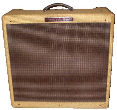 Fender Bassman Amp