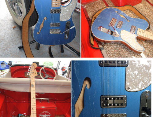Client Build: Andy Youngs Thinline Shedocaster